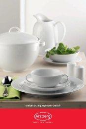 Design: Dr. Ing. Hermann Gretsch - Arzberg Porzellan GmbH
