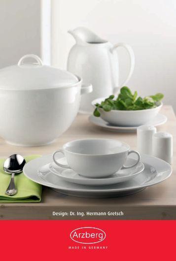 10 free magazines from arzberg porzellan com. Black Bedroom Furniture Sets. Home Design Ideas