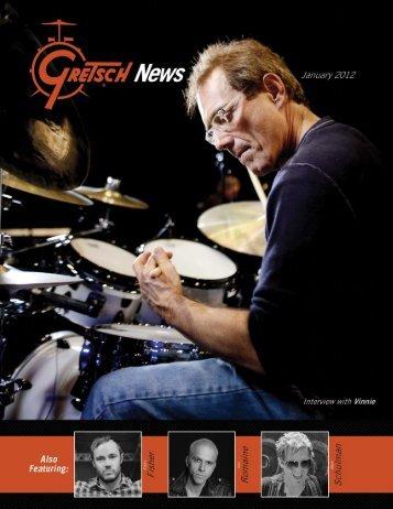Brooklyn series - Gretsch Drums