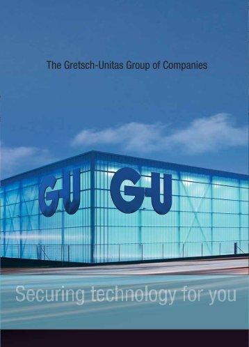 The Gretsch-Unitas Group of Companies - PVC Phuket, Thailand