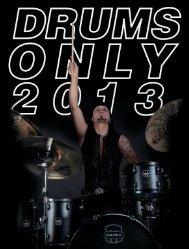 Der Katalog 2013 als pdf zum Download (9 - Drums Only