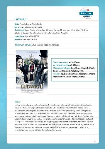 FilmTipp Ludwig II - Vision Kino