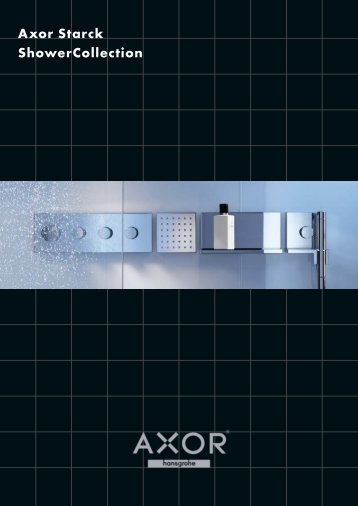 Axor Starck ShowerCollection - Hansgrohe