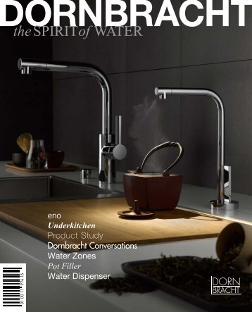 the SPIRIT of WATER / kitchen - Dornbracht