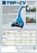 Trincia per sarmenti di potatura Mulcher for pruning ... - NOBILI SpA - Page 2