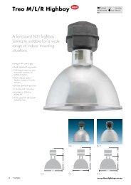 Treo MLR - THORN Lighting