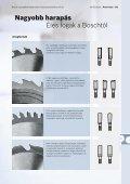 Körfűrészek - Bosch elektromos kéziszerszámok - Page 5