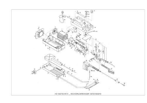Beliebt hd_140_750_wx_5_hochdruckreiniger_elektrabeckum, Ersatzteile EW19