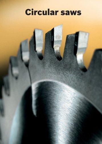 Circular saws - AX Soling