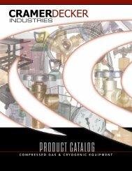 PRODUCT CATALOG - Cramer Decker Industries