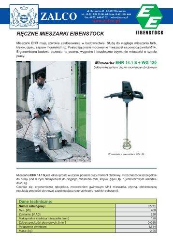 Katalog Eibenstock - mieszarki ręczne (1 MB/PDF)