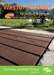 Download Produkte-Katalog 2011 - Holzwerkstoffe Gfeller AG