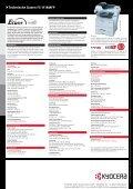 PDF-Datenblatt: Kyocera FS-1118MFP - Seite 2
