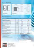 Pompe ECOHEAT - Intercal - Page 4