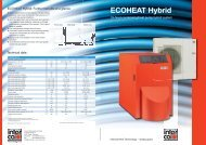 ECOHEAT Hybrid - Intercal