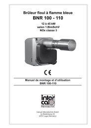 BNR 100 - 110 - Intercal