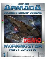 Future Armada: Morningstar (Demo) - 0 hr