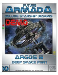 Future Armada: Argos III (Demo) - 0 hr