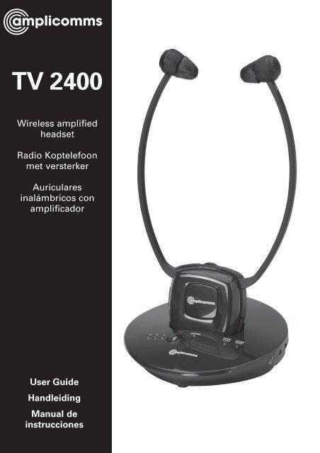 Amplicom TV2400 - Phone Master
