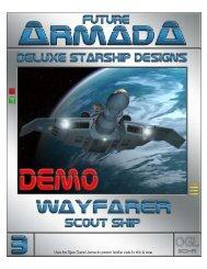 Future Armada: Wayfarer (Demo) - 0 hr