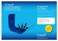 Download our accessory catalogue with prices! - Sound for Schools