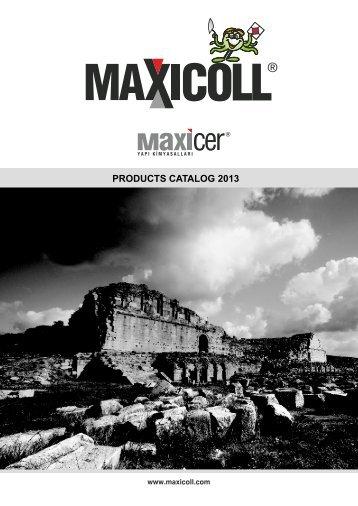 maxicoll 2013 catalog