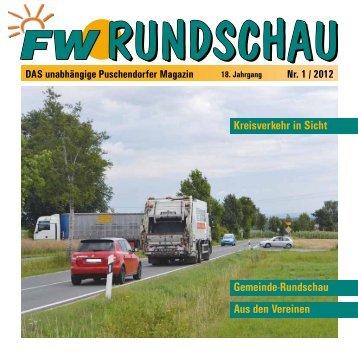 Gemeinde-Rundschau - Freie Wähler Landkreis Fürth