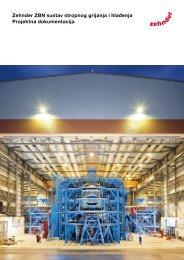 Zehnder ZBN sustav stropnog grijanja i hlaenja Projektna ...