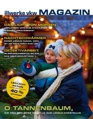 Illwerke VKW Magazin - Dezember 2010