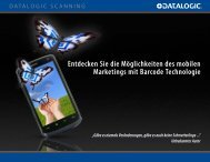 Brochure Mobile Marketing - bei ID-Systems