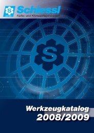 katalog 2008 - Über Robert Schiessl GmbH