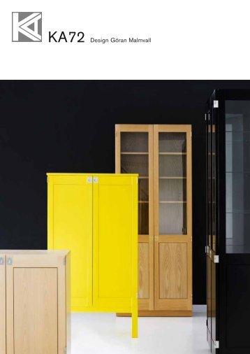 KA72 Design Göran Malmvall - Edilportale