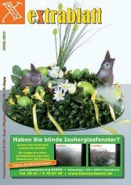 Ausgabe April 2010 - Extrablatt