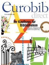 Ihr Kaufhaus für Bibliotheken 2011/2012 - Schulz Speyer