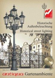 Gartenambiente-Außenlampen-Katalog 10,2 MB laden