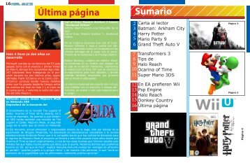 Revista Videojuegos - Documento sin título