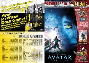 Exé Maquette Doc Mag 16 - Dock Games