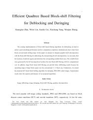Efficient Quadtree Based Block-shift Filtering for Deblocking and ...