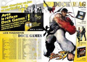 Télécharger DockMag 13 - Dock Games