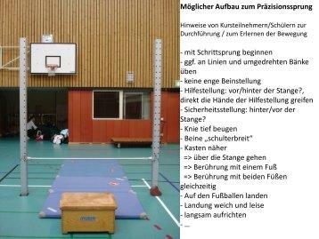 Stationsaufbauten mit methodischen Hinweisen und ... - FSSport.de