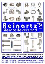 www.kleinteileversand.de kostenloses Bestellfax: 0800