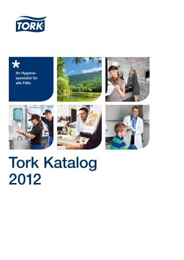 Tork Produkte Katalog 2012 - im Hygofant