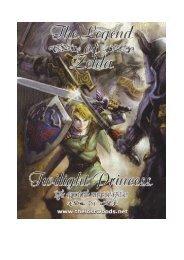 La Guida Completa a Twilight Princess - The Lost Woods