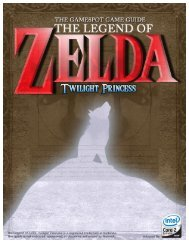 The Legend of Zelda: Twilight Princess Game Guide