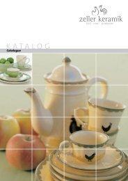 Katalog 2009 - Zeller Keramik