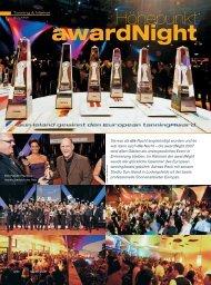 awardNight - Health and Beauty Holding