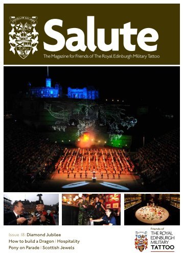 FREE: Download PDF version - Edinburgh Military Tattoo