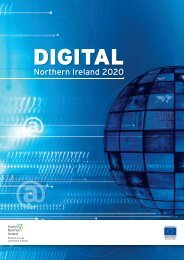 Digital Northern Ireland 2020 Report (PDF) - Invest Northern Ireland