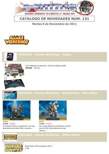 Descarga aquí el catálogo completo con todas las - e-Minis