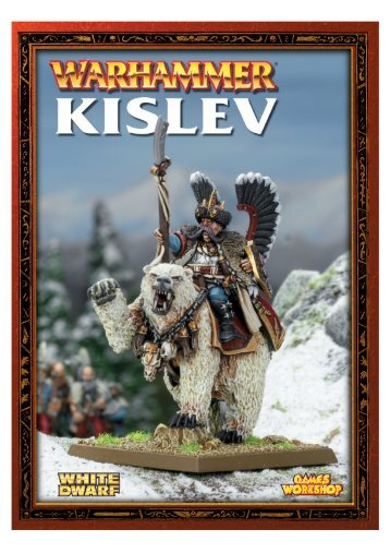 Kislev and Empire Armies - Free